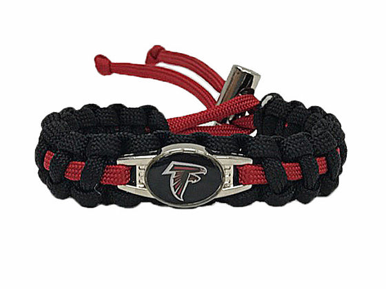 Officially Licensed NFL Atlanta Falcons Paracord Bracelet