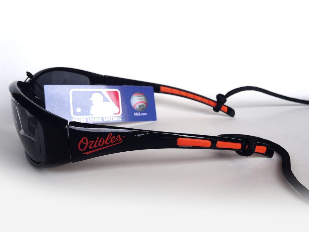 Officially Licensed MLB Baltimore Orioles Sunglasses UV 400 Protection