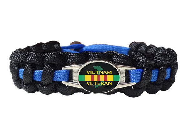 handmade by heros veteran paracord bracelet handmade by us 526