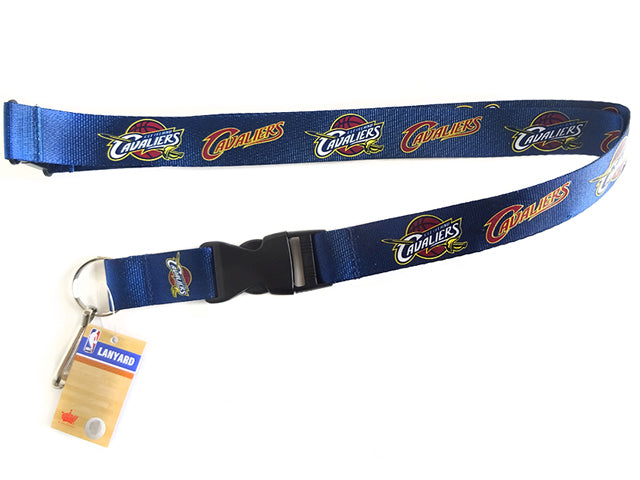 Officially Licensed NBA Cleveland Cavaliers Lanyard