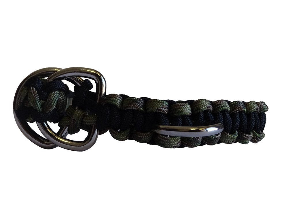 Paracord Dog Collar Handmade By Heroes