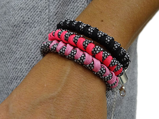 LIMITED EDITION Lady Luck Paracord Bracelet