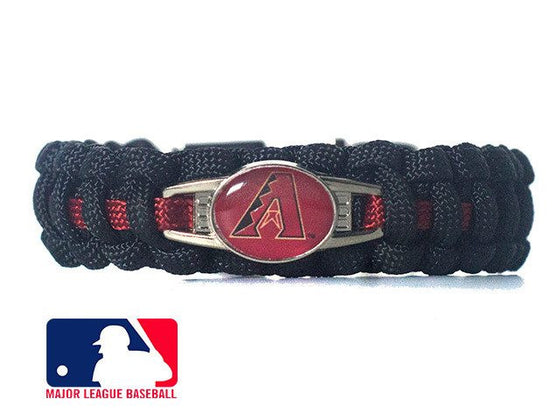 Officially Licensed MLB Arizona Diamondbacks Paracord Bracelet