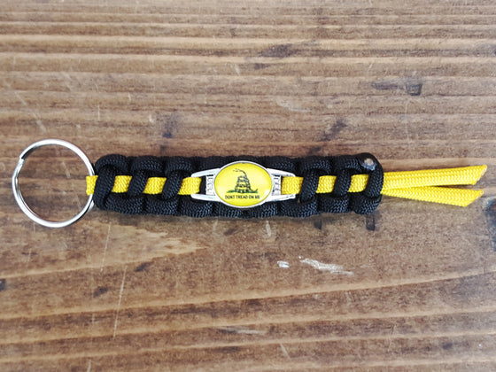 Don't Tread on Me Mini Keychain