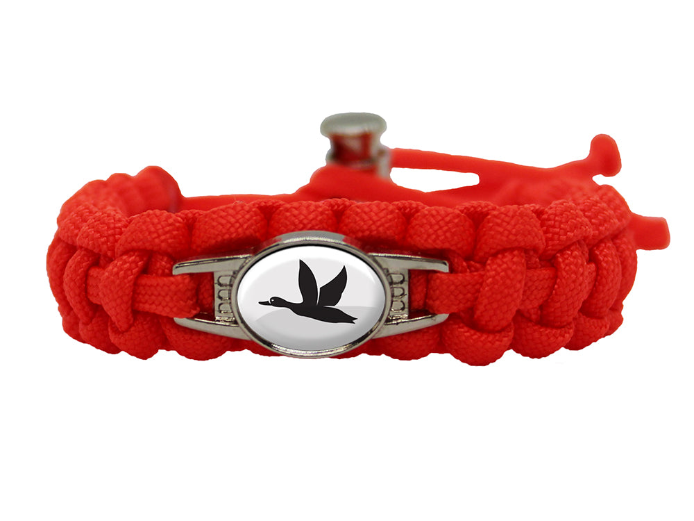 Hunter's Paracord Bracelet