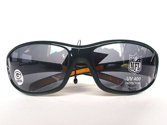Officially Licensed NFL Green Bay Packers Sunglasses UV 400 Protection