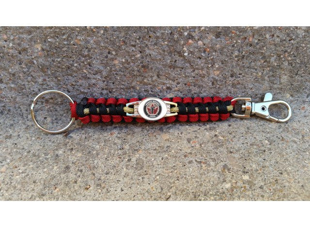 Wounded Warriors Canada Bracelet & KeyFob