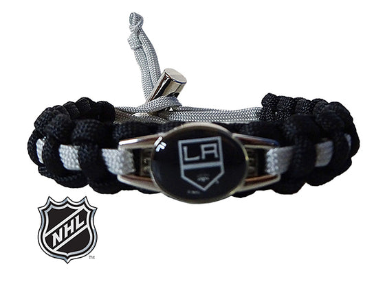 Officially Licensed NHL LA Kings Paracord Bracelet