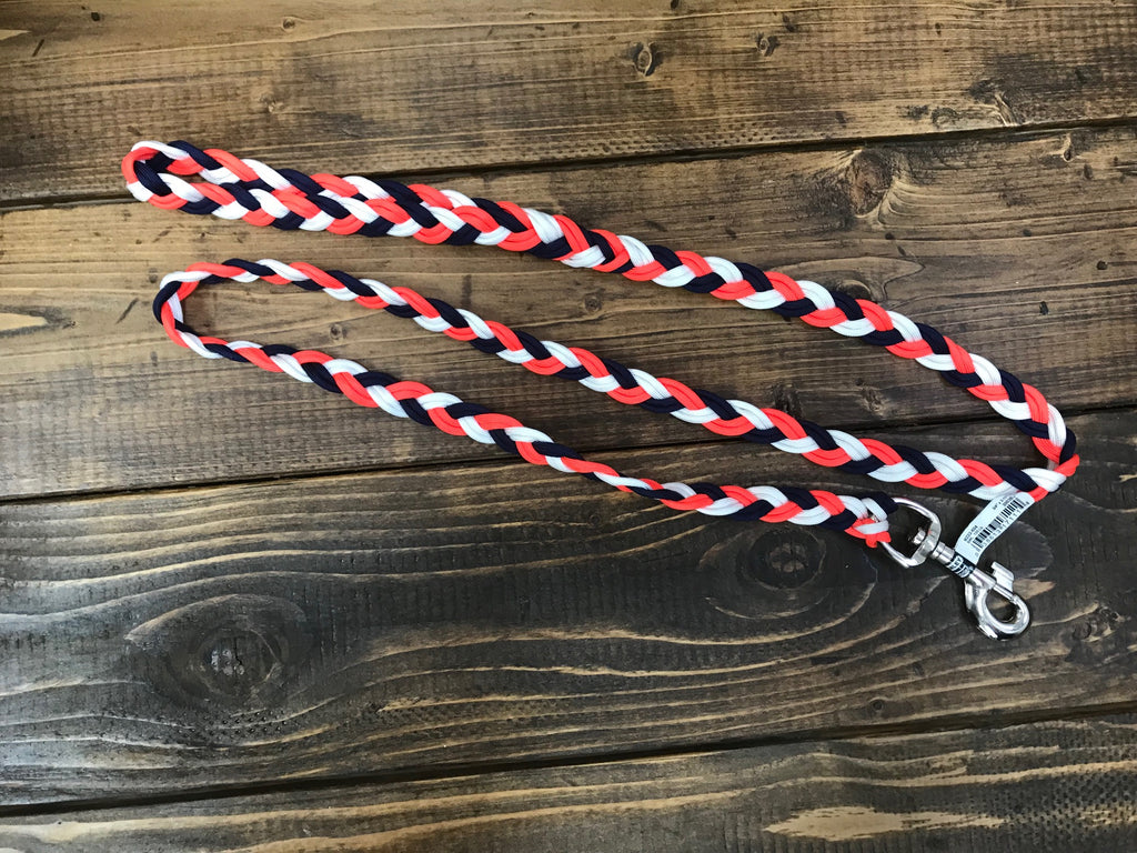 Paracord Dog Leash - Choose Your Own Color!