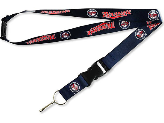 Officially Licensed MLB Minnesota Twins Lanyard