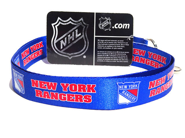 Officially Licensed NHL New York Rangers Lanyard