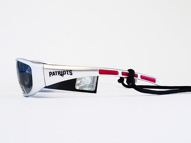 Officially Licensed NFL New England Patriots Sunglasses UV 400 Protection