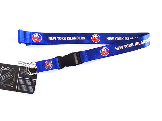 Officially Licensed NHL New York Islanders Lanyard