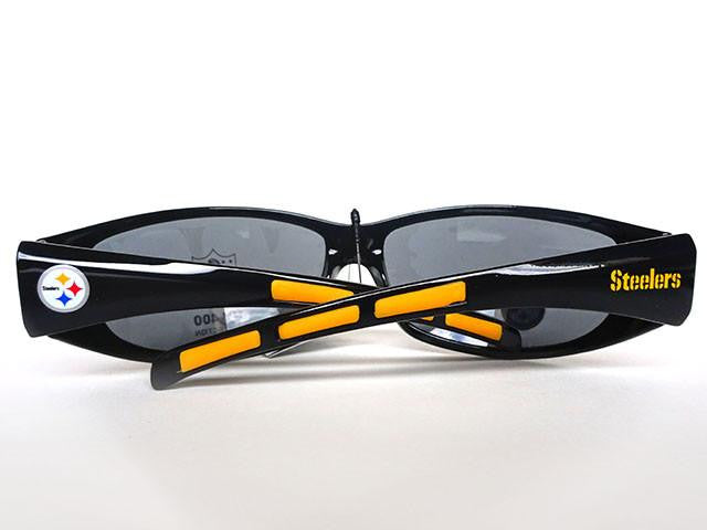 Officially Licensed NFL Pittsburgh Steelers Sunglasses UV 400 Protection
