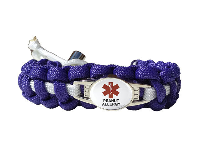 Louis Cardinals Paracord Bracelet w// MLB Dog Tag and Metal Buckle St AWESOME!