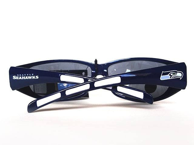 Officially Licensed NFL Seattle Seahawks Sunglasses UV 400 Protection