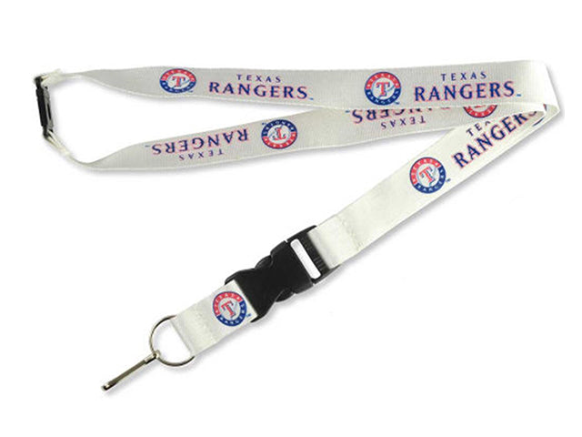 Officially Licensed MLB Texas Rangers Lanyard