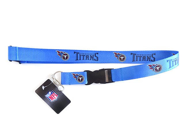 Officially Licensed NFL Tennessee Titans Lanyard