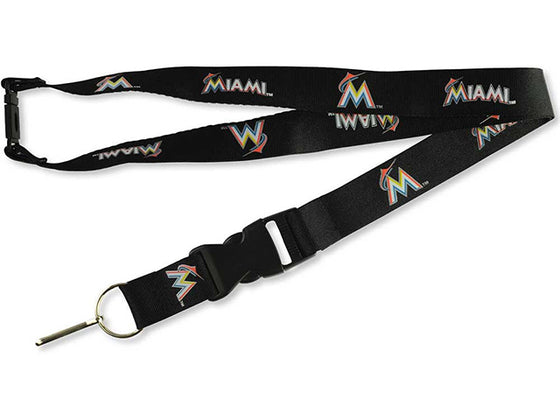 Officially Licensed MLB Miami Marlins Lanyard