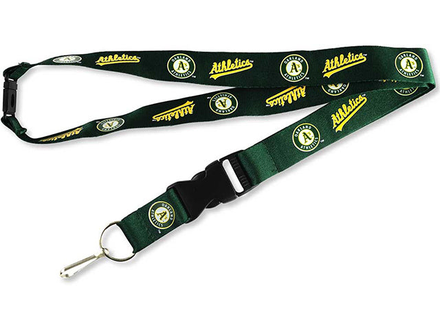 Officially Licensed MLB Oakland Athletics Lanyard