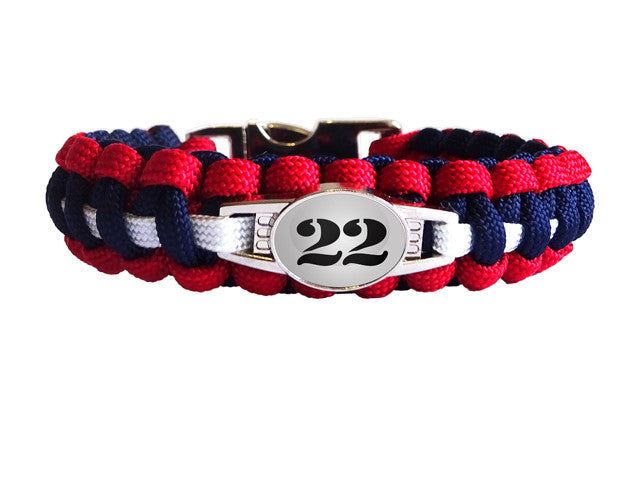 Veteran Awareness 22 Bracelet