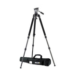 Tripod - Miller DS20 (1643) 2 Stage Solo 75 Alloy Tripod System - Vizcom Technologies - 1