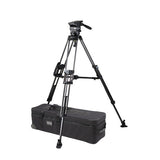 Tripod - Arrow 40 (1690) Carbon Fibre Toggle Tripod, 2 Stage System - Mid Level Spreader - Vizcom Technologies - 1