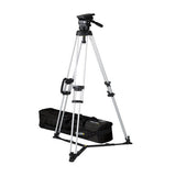 Tripod - Arrow 55 (1028) Alloy Toggle Tripod, 1 Stage System - Ground Spreader - Vizcom Technologies - 1
