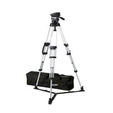 Tripod - Arrow 25 (1773) Alloy Toggle Tripod, 2 Stage System - Ground Spreader - Vizcom Technologies - 1