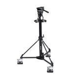 Tripod - Arrow 25 (1970) Combination Pedestal - Studio Dolly - Vizcom Technologies - 1