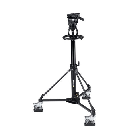Tripod - Arrow 55 (1984) Combination Pedestal - Studio Dolly - Vizcom Technologies - 1