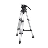 Tripod - Skyline 70 (2070) Alloy Tripod, 1 Stage HD System - Mid Level Spreader - Vizcom Technologies - 1