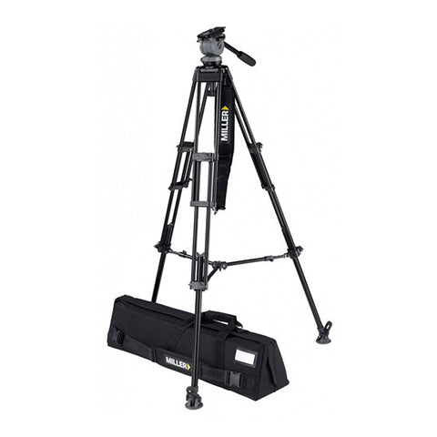 Tripod - Miller DS20 (850) 2 Stage Toggle Tripod System, Mid Level Spreader. - Vizcom Technologies - 1