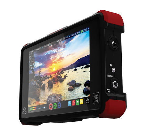 External Recorder - Atomos Ninja Flame - 7 Inch HDR Monitor & 4K Recorder (HDMI Only) - Vizcom Technologies - 1