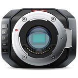 Systems Camera - Blackmagic Design Micro Studio Camera 4K | CINSTUDMFT/UHD/MR - Vizcom Technologies - 1