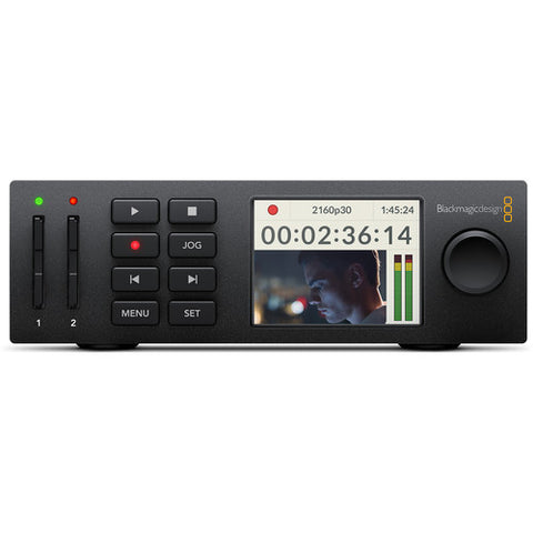 Blackmagic Design HyperDeck Studio Mini | HYPERD/STM