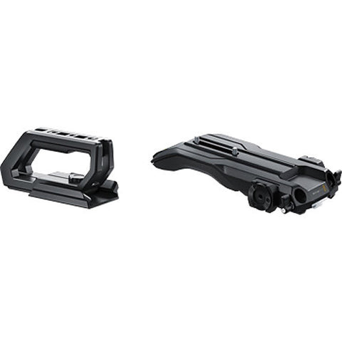 Professional Camcorder - Blackmagic URSA Mini Shoulder Kit - Vizcom Technologies