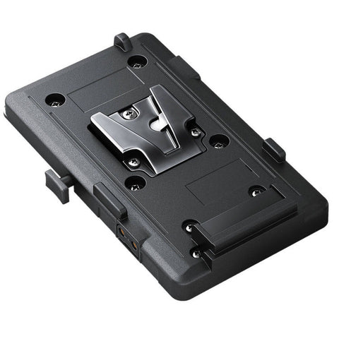 Professional Camcorder - Blackmagic URSA VLock Battery Plate - Vizcom Technologies