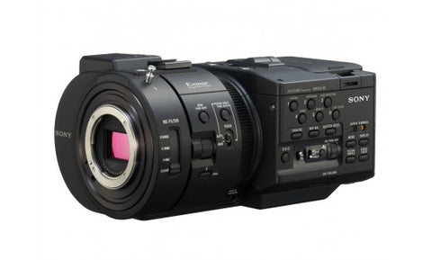 Professional Camcorder - Sony NEX-FS700R Super 35 Camcorder (Body Only). - Vizcom Technologies