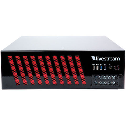 Vision Switcher - Livestream Studio HD1710 - Vizcom Technologies - 1