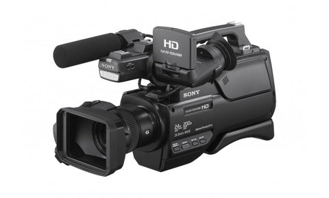 Professional Camcorder - Sony HXR-MC2500 Shoulder Mount AVCHD Camcorder - Vizcom Technologies - 1