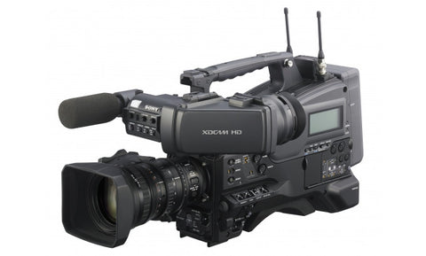 "Professional Camcorder - Sony PMW-400K 2/3"" XDCAM EX HD Camcorder with 16x Zoom Lens - Vizcom Technologies - 1"