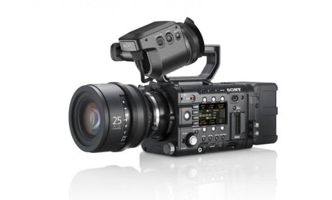 Professional Camcorder - Sony PMW-F5 CineAlta Digital Cinema Camera (Body Only) - Vizcom Technologies - 1