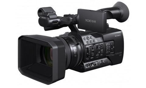Professional Camcorder - Sony PXW-X160 Full HD XDCAM Handheld Camcorder (BUNDLE) - Vizcom Technologies - 1