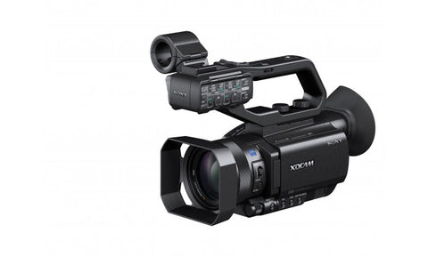 Professional Camcorder - Sony PXW-X70 Professional XDCAM Compact Camcorder - Vizcom Technologies - 1