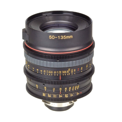 Lens - Tokina 50-135mm T3 PL Mount Cinema Zoom Lens - Vizcom Technologies