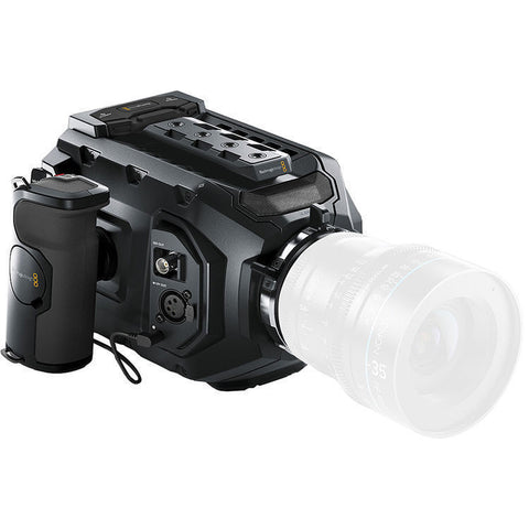 Professional Camcorder - Blackmagic URSA Mini 4K (EF Mount) - Vizcom Technologies - 1