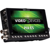 "External Recorder - Video Devices PIX-E5 5"" 4K Recording Video Monitor (SDI & HDMI) - Vizcom Technologies - 1"