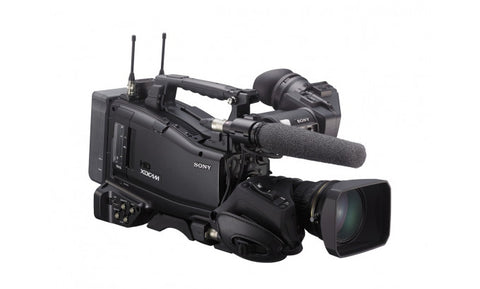 "Professional Camcorder - Sony PXW-X500 | XAVC 2/3"" Camcorder Body up to 120FPS - Vizcom Technologies - 1"