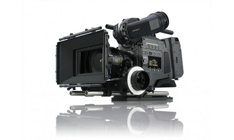 Professional Camcorder - Sony F65 Digital Motion Picture Camera and HD Live Production Kit - Vizcom Technologies - 1